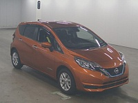 NISSAN NOTE e-POWER 2019