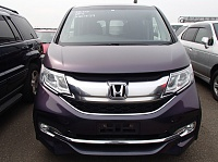 HONDA STEP WAGON 2015