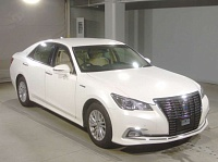 TOYOTA CROWN HYBRID 2016